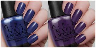 Opi Purple Color Chart Opi Colors 2019 Latest Trends Of The Popular Opi Nail