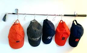hat wall mount wall mounted hat rack baseball cap holder display for stand sticker baseball cap