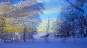 Winter Landscape Snow Scenes In Scotland Its Christmas Day Youtube