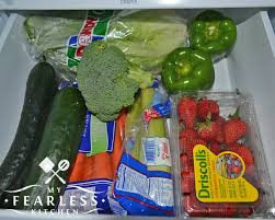 How To Store Fresh Produce My Fearless Kitchen
