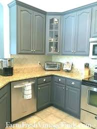 best gray paint for cabinets kitchen the light chalk gray cabinet paint grey wood cabinets