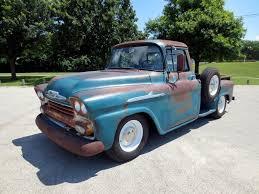 1958 Chevrolet Apache Truck 5.3L LS Patina - YouTube