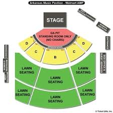 Walmart Amp Rogers Ar Seating Chart 48 Always Up To Date Walmart Amp Seating
