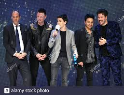 Jamie Morrison, Adam Zindani, Kelly Jones and Richard Jones of  Stereophonics accept the award for Best Indie on stage at the Global Awards  2020 with Very.co.uk at London's Eventim Apollo Hammersmith Stock