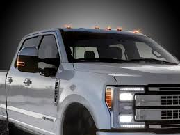 2017 F250 Cab Light Install 2017 2020 F250 F350 Recon Led Cab Roof Light Complete Wiring Kit 264343y