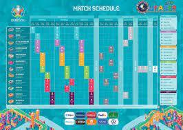 ตารางการแข่งขันยูโร2020 UFA089.COM ตารางแข่งยูโร2020 ครบทุกคู่