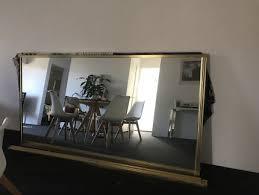 sliding mirror doors x2