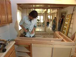 Home Built Kitchen Cabinets How To Building A Kitchen Island With Cabinets Hgtv