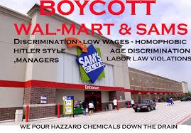 Boycott Walmart Sams Clubs Worldwide Indybay