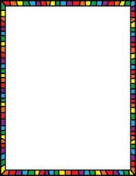 Small Picture 8 Free Printable Stationery Borders Pretty Designs Here