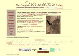 The Complete Works of Charles Darwin Online - Wikipedia