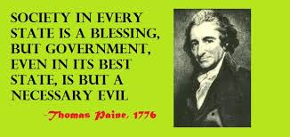 Common Sense Thomas Paine Quotes Unique Followup Paine Quote From Common Sense