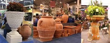 outdoor garden planters. Large Garden Planters And Urns Independent Center Show 2009.png Outdoor