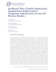 Immigration Consequences Of Criminal Convictions Chart Texas Pdf In Harms Way Family Separation Immigration