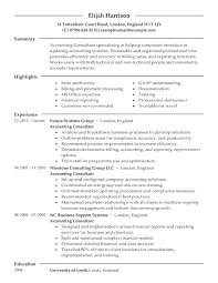 Cv Consulting Consulting Resume Template Graduate Management Consultant Allowed Or