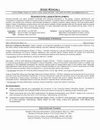 Cognos Sample Resume Unique Cognos Resume Sample] Sample Cognos .