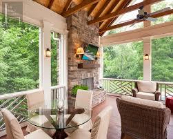 the porch furniture. Furniture For Screened In Porch. Porch-screened-chippendale- The Porch