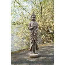 buddha garden statue. Standing Buddha Garden Statue