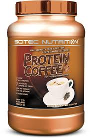 high quality whey protein coffee with caffeine