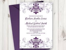 formato de invitaciones de boda plantillas invitacion de boda simple sus de boda nicas como usted y
