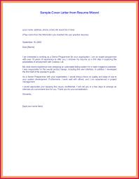 Cover Letter Format Resume Letter Format Resume Barthoogendijk 11