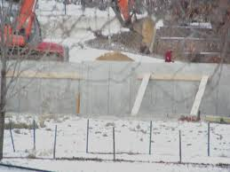 block foundation failure structural
