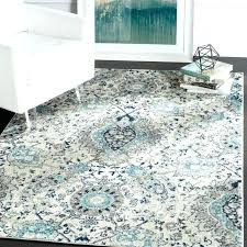 grey and white area rug blue and grey area rug blue white area rugs gray and
