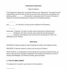 Get started with a free contract template and create, deliver, and sign your contract or agreement in minutes. Employment Agreement Sample Template Word And Pdf