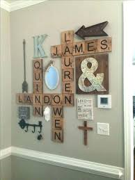 interior large metal wall letters for cool pleasant 6 large letters for wall
