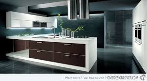 Small Picture 15 Unique and Modern Kitchen Island Designs Home Design Lover