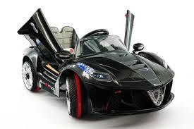 ferrari car. ferrari spider style kids ride-on car mp3 12v battery power wheels r/c