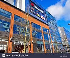 Asics London Designer Outlet London Designer Outlet Wembley Stock Photos London
