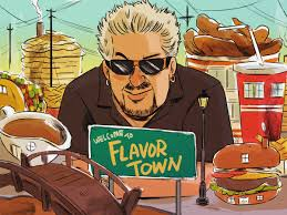 Guy Fieri Slang 101 How to Talk Like the Mayor of Flavortown.