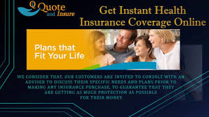insurance is a necessity for everyone and this is why it is very important for people to find an instant health insurance quote you will get imate