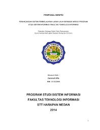 Contoh proposal non formal contoh aja. 10 Contoh Cover Proposal Skripsi Kegiatan Dll Baik Benar
