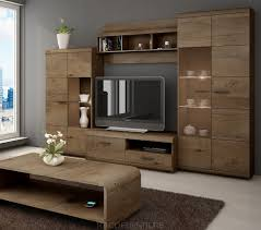 Living Room Furniture Wall Units Set