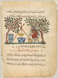 medicine in the middle ages essay heilbrunn timeline of art   physician preparing an elixir folio from a materia medica of dioscorides