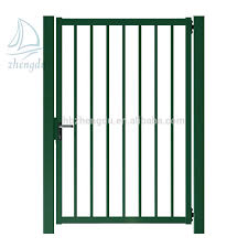 metal fence gate. Metal Fence Gate