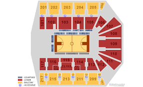 La Crosse Center Seating Chart Ticketmaster Ticketmaster Corpus Christi