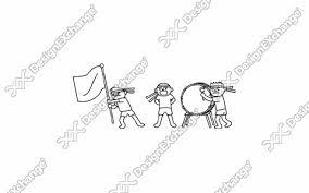 応援合戦 Sev054m イラスト素材集写真素材集フォントdex Web