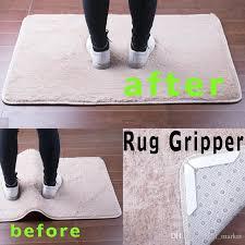 anti slip rug grips rug carpet mat grippers non slip reusable washable silicone grip slip stickers bathroom rug grips carpet grippers mat grippers