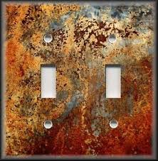 image is loading lightswitchplatecoverimageofagedcopper copper light switch plates s5