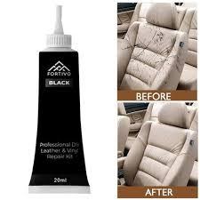 car leather repair cream