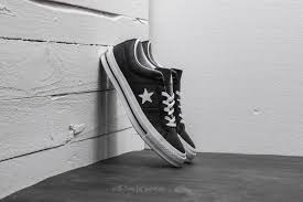 converse one star black. converse one star ox black/ white/ white at a great price 96 \u20ac buy black l
