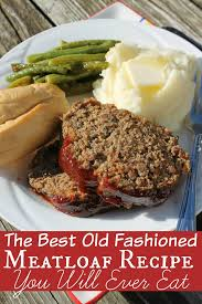 this old fashioned meatloaf recipe has been passed down for a few generations and is still