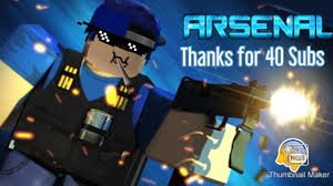 Although john roblox and rolve devs are here. Arsenal Mini Montage 50 Subs Special Roblox Youtube