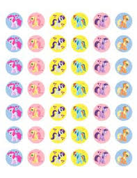Small Picture Click here to download FREE Printable My Little Pony Cupcake