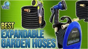 10 best expandable garden hoses 2018