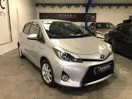 Used Toyota Yaris Hatchback 1.5 Icon+ 5dr (Leather) in Halifax ...
