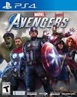 PS4 Games Marvels Avengers (PS4)